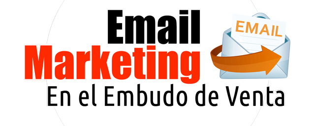 El Email Marketing en el Embudo de Venta<span class=
