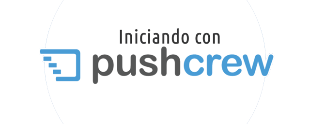 Notificaciones con PushCrew<span class=